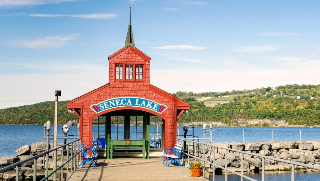 Seneca Lake Pier